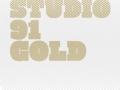Studio91 - Gold