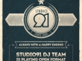 Studio91 10 Years Flyer